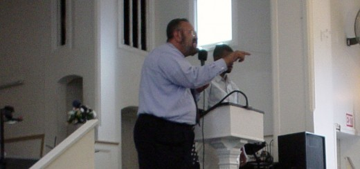 pastor irving rivera-fordham manor church